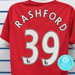 Manchester United shirt 2015-16   Size:L  #39 Marcus RASHFORD