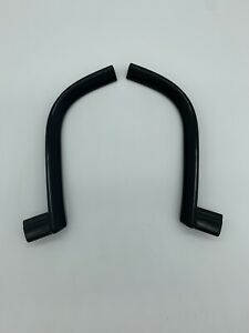 Land Rover Discovery 2 TD5/V8, 1998-2004. Rear Gutter Trims