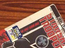 STARSHIP TROOPERS  4K UltraHD  Limited Steelbook Edition [ USA ]