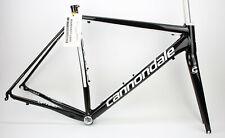Cannondale CAAD Optimo Rennrad Rahmen + Gabel Set 28 Zoll Alu Schwarz 54 cm NEU