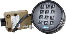 AMSEC ESL20XL DIGITAL SLAM BOLT LOCK W/BLACK KEYPAD REPLACES S&G AND LAGARD