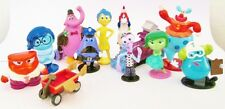 INSIDE OUT 12 Figure Set DISNEY PVC TOY Cup Cake Topper JOY Anger BING BONG Fear