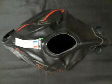 Bagster - Cover serbatoio in pelle YamahaFZR1000 Exup Nero-rosso