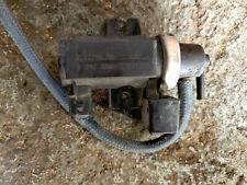 2002 BMW E46 m47 320d Pressure converter vacuum solenoid valve 2247906