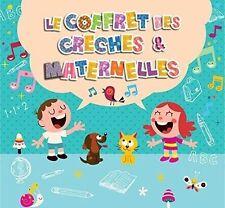 CD de musique enfants various sur coffret