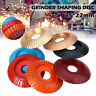 85mm *22mmSteel Wood Carving Shaping Disc For Angle Grinder Grinding