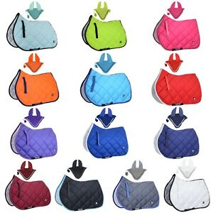 General Saddle Pads with Matching Fly Veil Set