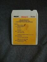 WILLIE NELSON~The Party's Over & Other Great Song's~RCA-8 Track-spot tested