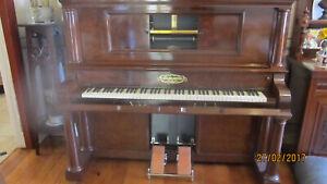 Gulbransen Pianola c.1928.Reg. No. 268339. A very well presented pianola
