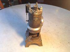 Circa 1900 Antique GBN Bing Vertical Toy Steam Engine