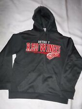 DETROIT RED WINGS Hoodie Official NHL Gear Size 34-36 Unisex