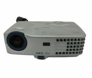 NEC LT20 DLP   Portable Projector HD 1080i   Used   No Remote   #10118