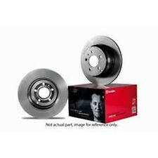 Brembo 09.8196.81 Front Premium Brake Rotor 12 Month 12,000 Mile Warranty