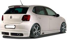 Sotto paraurti posteriore per Polo 6R 2009>2015 no gti e wrc