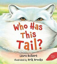 Who Has This Tail?-ExLibrary