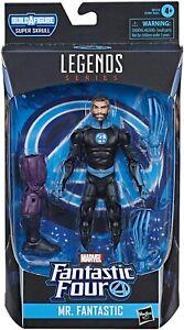 Marvel Legends Fantastic 4 Series Super Skrull BAF - Mr. Fantastic Action Figure