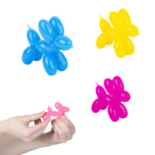 1 Balloon dog sensory stress reliever ball toy autism squeeze anxiety fidget