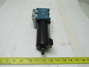 "Rexroth Mecman 5351230020 FIL C15i Pneumatic Air Filter 12 Bar max. 3/4"" NPT"