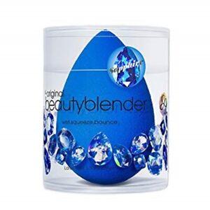 The Original Beauty Blender Sponge - SAPPHIRE BLUE NEW/NIB 100% Authentic