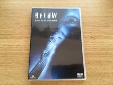 DVD- Below - Mystery Thriller , Gebraucht, Sehr Guter Zustand , FSK 16