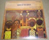 Sing Children Sing SONG OF THE CONGO - Caedmon TC 1644 SEALED