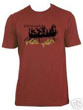 Chinook Tapestry Screen Printed Men's T-shirt -XLarge