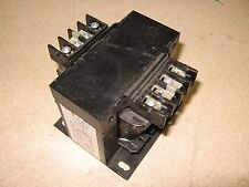 Hammond Manufacturing 1PH 500VA 60 HZ Industrial Ctrl Transformer SL500QJ-3-BULK