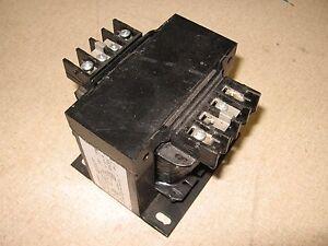 Hammond 1ph 500 VA 60 HZ 2:1 4:1 120V / 240V 480V Transformer SL500QJ-3-BULK