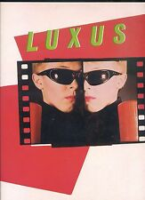 LUXUS same GERMAN EX  LP New Wave, Minimal