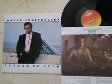Bruce Springsteen Tunnel of Love Megarare Australia LP NM