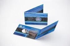 ESTONIA - 2 € Euro commemorative BU COINCARD 2018 - Republic of ESTONIA 100 UNC