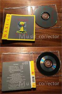 A36.2 PHARAO Ella extremely rare cd single Vicky Leandros (Sandra Enigma style)