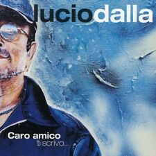 Lucio Dalla - Caro Amico Ti Scrivo [New CD]