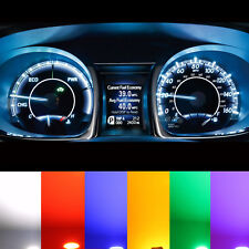 Opel Astra F LED Tachobeleuchtung Tacho Cockpitbeleuchtung weiß rot blau grün