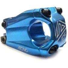 "8/"" 40 MM X 31.8 MM X 1 1 Azonic Baretta Evo 2016 Cycle Bike Stem Blue"
