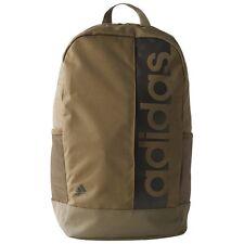 adidas Linear Performance Rucksack Multifunction Backpack Green Br5090