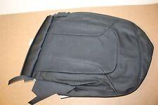 Audi Q7 2010-15 front left seat base leather cover 4L0881405H J38 Genuine Audi