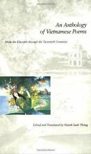 An Anthology of Vietnamese Poems: From Eleventh through Twentieth Centuries, Tho