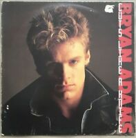 "BRYAN ADAMS- CUTS LIKE A KNIFE- 12"" VINYL RECORD- A&M RECORDS 1983"