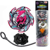 Beyblade_BURST B-113 Booster Starter Hell Salamander.12.Op With Launcher Toy New