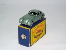 Matchbox Moko No 53 Aston Martin MW Excellent and boxed