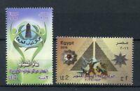 Egypt 2016 MNH October War Yom Kippur War Gezira Youth 2v Set Military Stamps