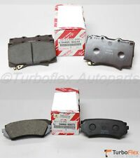 NEW OEM LEXUS FACTORY FRONT BRAKE PAD SET 04465-60220 1998-2001 LX470
