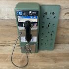 Vintage Western Electric BellSouth Payphone WITH Key And Wall Mounting Plate