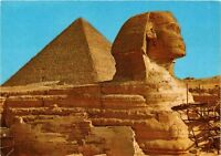 CPM EGYPTE Giza-The Great Sphinx and Keops pyramid (343859)