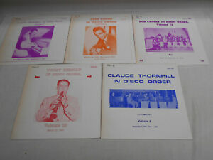 Jazz - AJAZ Label 250er - Sammlung 5 LP's - Auswahl