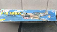 Top Flite Gold Edition P-40E Warhawk RC Airplane Kit