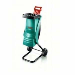 Bosch  AXT 2200 Garden Shredder Rapid Shredder 240v 2200 Watt 40mm Max Cut