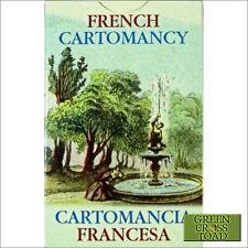 FRENCH Cartomancy Oracle FORTUNA dicendo 36 Carte Deck con istruzioni
