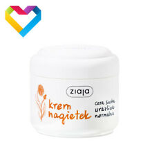 ZIAJA MARIGOLD FACE CREAM FOR DAILY CARE DRY AND SENSITIVE SKIN 100ml  00932